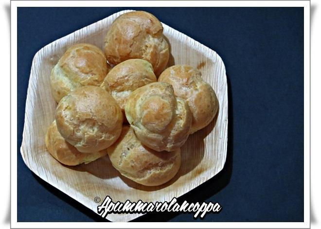 Bignè ricetta foto 3