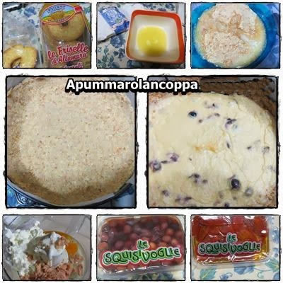 Cheesecake salata foto 1