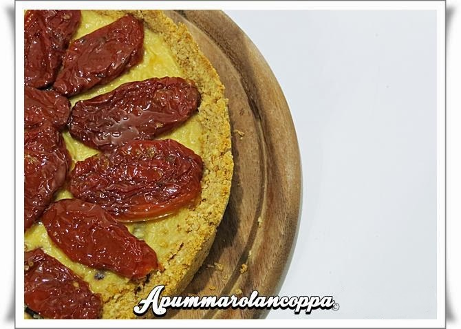 Cheesecake salata foto 2