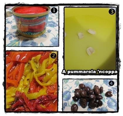 Torta salata mais formaggio e peperoni foto 38