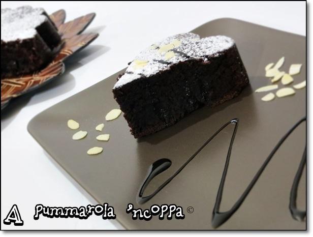Torta al cioccolato senza uova foto56