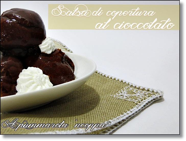 Salsa al cioccolato
