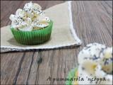 Cupcake salati con carciofi ricetta A pummarola 'ncoppa