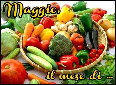 Maggio, il mese di…
