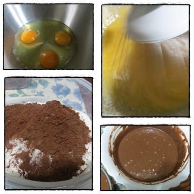 Torta al cacao ricetta base A  pummarola 'ncoppa