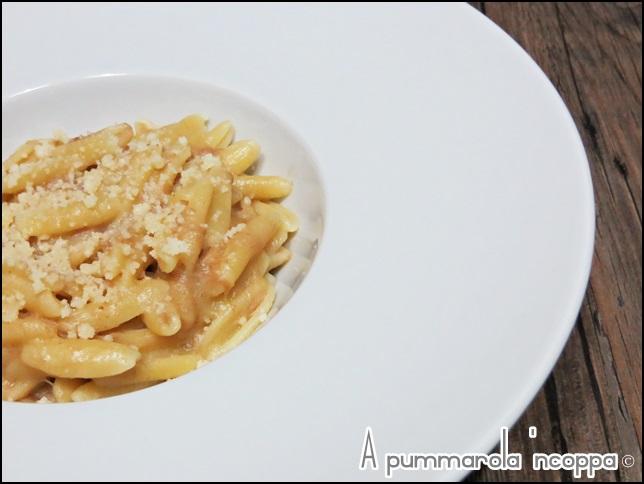 Gnocchetti al tonno ricetta primo piatto bimby blog cucina giallo zafferano a pummarola 'ncoppa