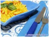 Gnocchetti pomodorini e bottarga ricetta blog cucina giallo zafferano A pummarola 'ncoppa primi piatti
