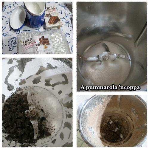 come preparare il Nesquik fatto in casa Bimby cioccolato e cacao ricetta blog cucina giallo zafferano A pummarola 'ncoppa