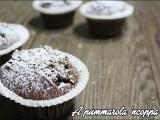 Come preparare i muffin matti con nutella cioccolato all'acqua ricetta blog cucina giallo zafferano a pummarola 'ncoppa