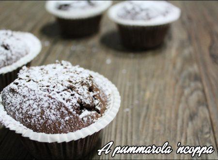 Muffin matti con nutella