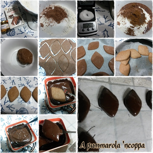 Mostaccioli mustaccioli mustacciuoli ricetta tipica regionale napoletana blog cucina giallo zafferano a pummarola ncoppa
