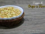 zuppa di orzo e farro del contadino ricetta blog cucina giallo zafferano a pummarola 'ncoppa verdure carote pomodori funghi