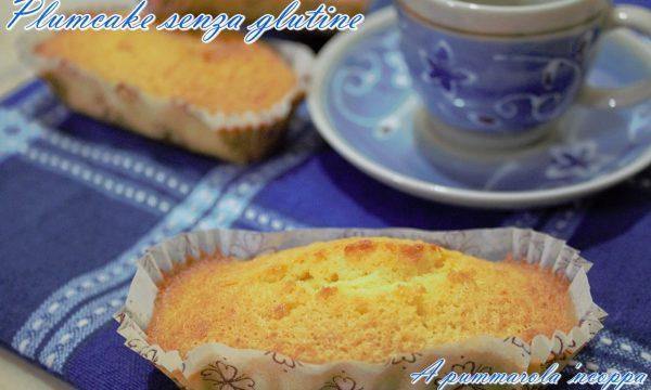 Plumcake senza glutine con farina di miglio