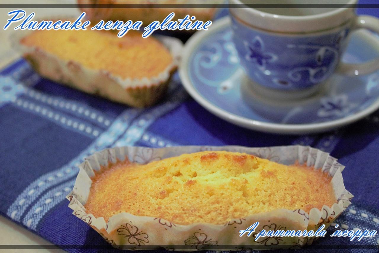 plumcake senza glutine e senza lattosio con farina di miglio ricetta a pummarola ncoppa blog giallo zafferano