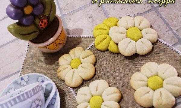 Biscotti fiore