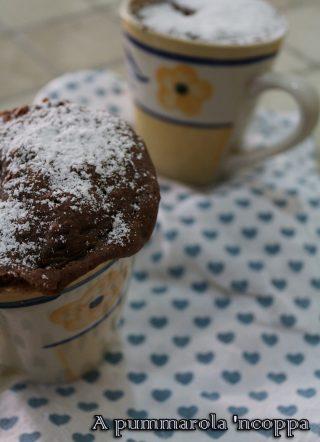 torta in tazza alla nutella ricetta giallo zafferano a pummarola ncoppa blog