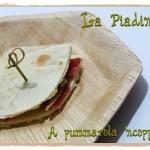 Piadina…ricetta e preparazione