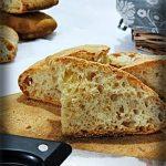 No Knead bread, pane senza impasto