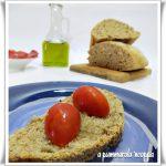 Pane senza impasto con pm