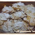 Rose del deserto, biscotti ai corn flakes
