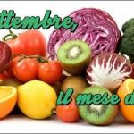 Settembre, il mese di…