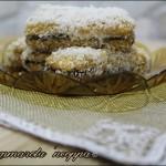 Pavesini mascarpone nutella e cocco