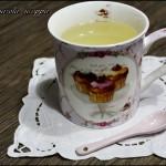 Tisana  allo zenzero limone e miele