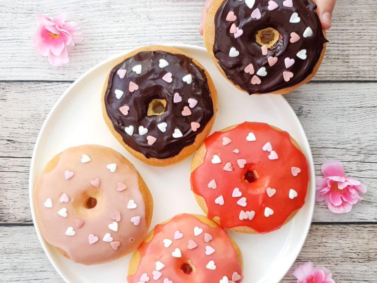 donuts al forno senza burro