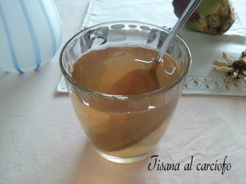TISANA AL CARCIOFO