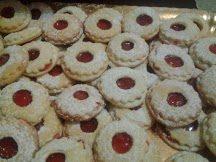 Biscotti alla marmellata (ciambelline)