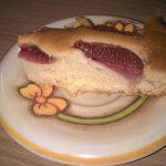 Torta vegana alle fragole (senza uova nè burro)