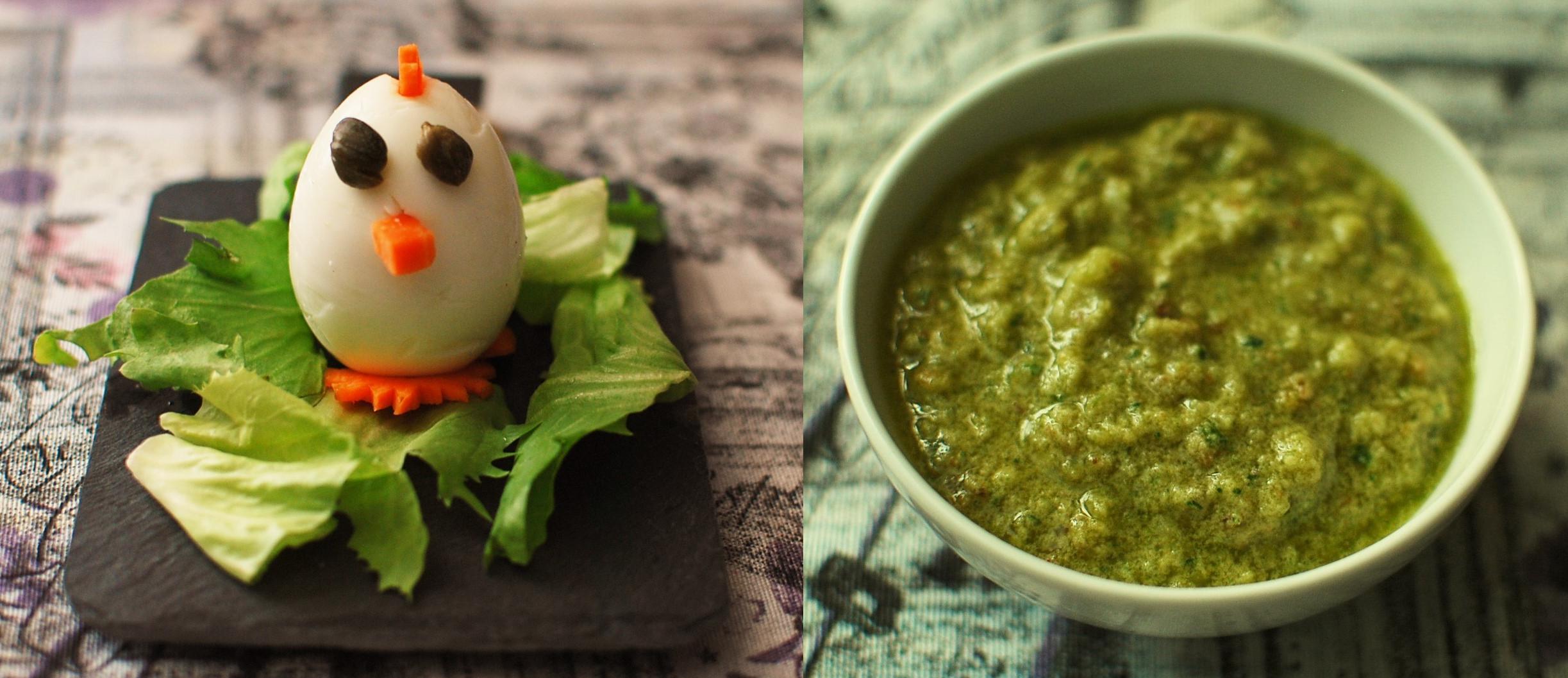 Ricetta Uova Sode Bimby.Uova Sode In Salsa Ricetta Per Bimby E Arrivato Un Amico In Cucina