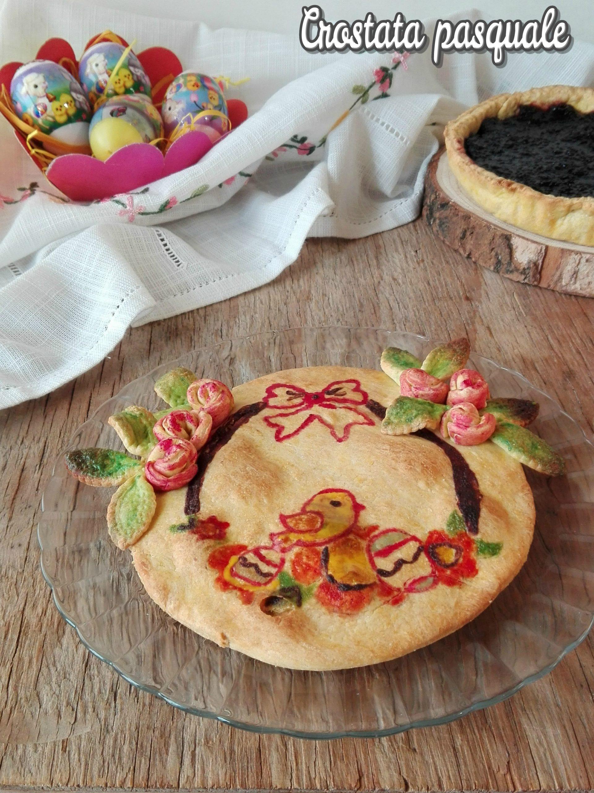Crostata pasquale