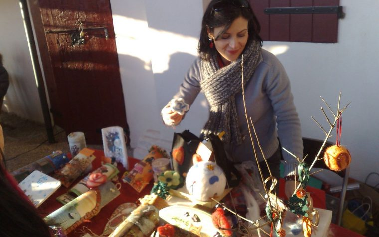 Mercatino di Natale a Sant'Elena