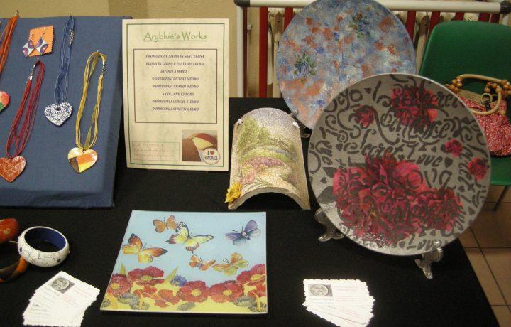 Sagra di Sant' Elena 2011- Mostra dell' artigianato-