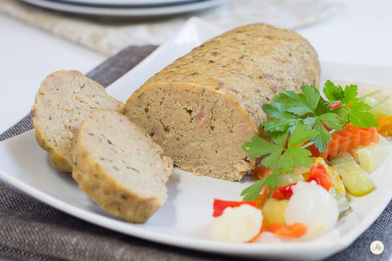 Polpettone di Tonno – secondo piatto