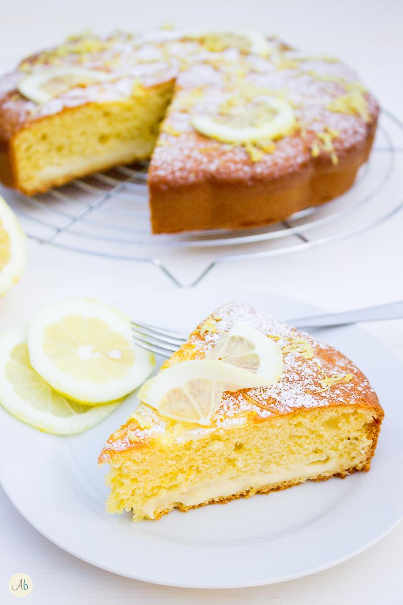Torta Nua al Limone