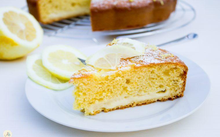 Torta Nua al Limone – delicata e profumata