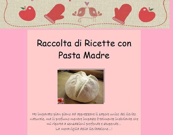 Raccolta di Ricette con Pasta Madre – PDF