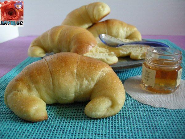 Brioches al Miele con Pasta Madre