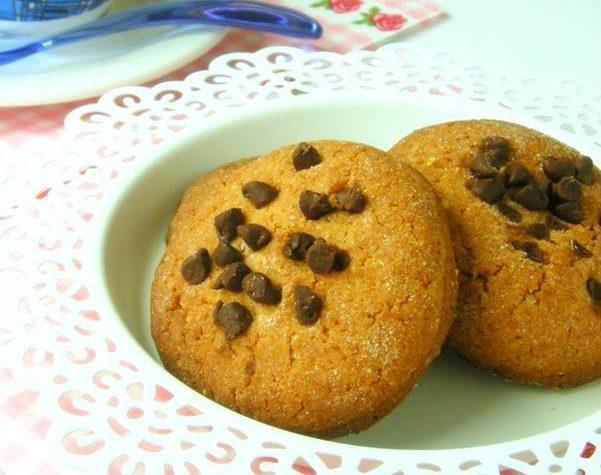 Biscotti con Pasta Madre al Cioccolato