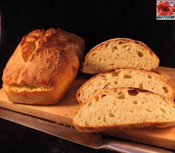 Pane di Semola con Autolisi