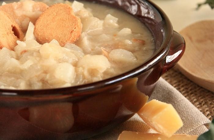 Zuppa di Cipolle al microonde