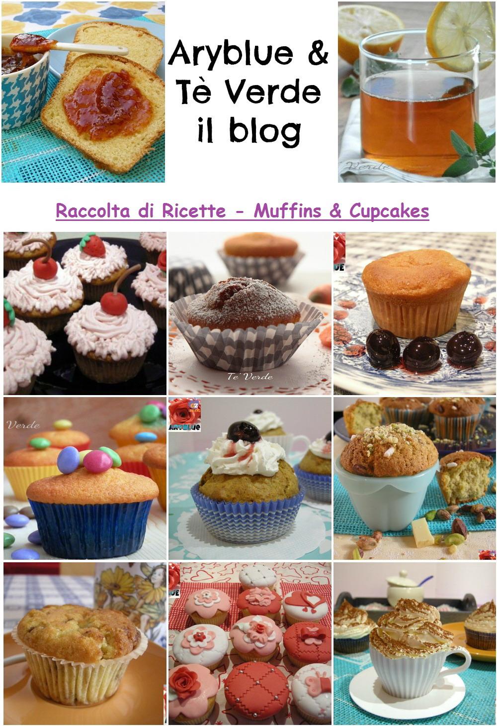 Raccolta di Ricette - Muffins e Cupcakes
