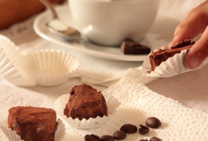 Tartufini al Caffè