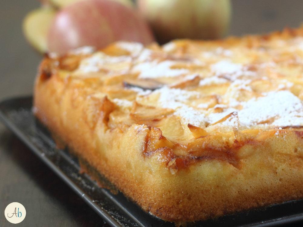 Ricetta torta con panna acida