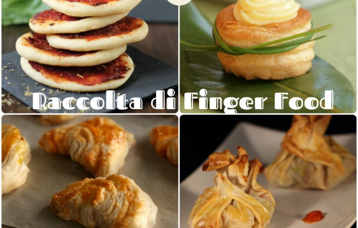 Raccolta di Finger Food