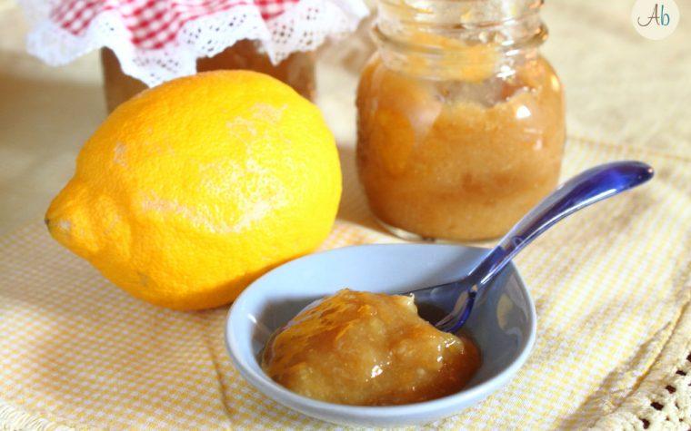 Marmellata di Limoni facilissima