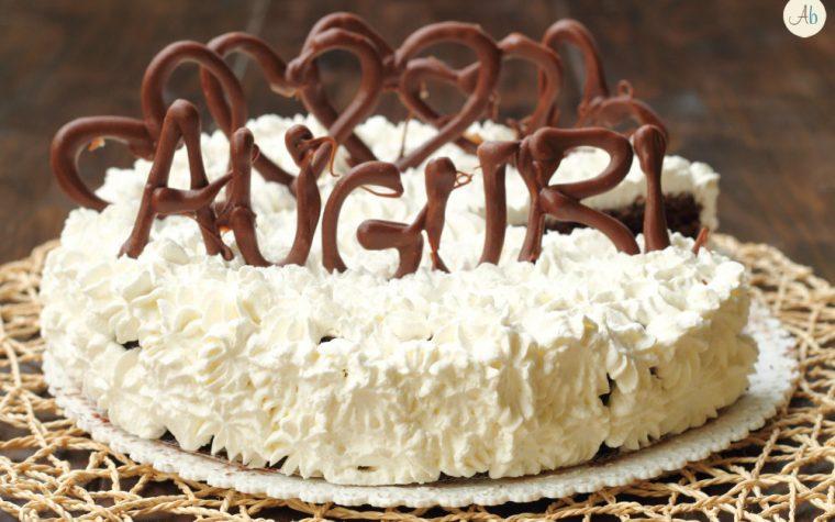 Torta al Cioccolato e Panna – facilissima