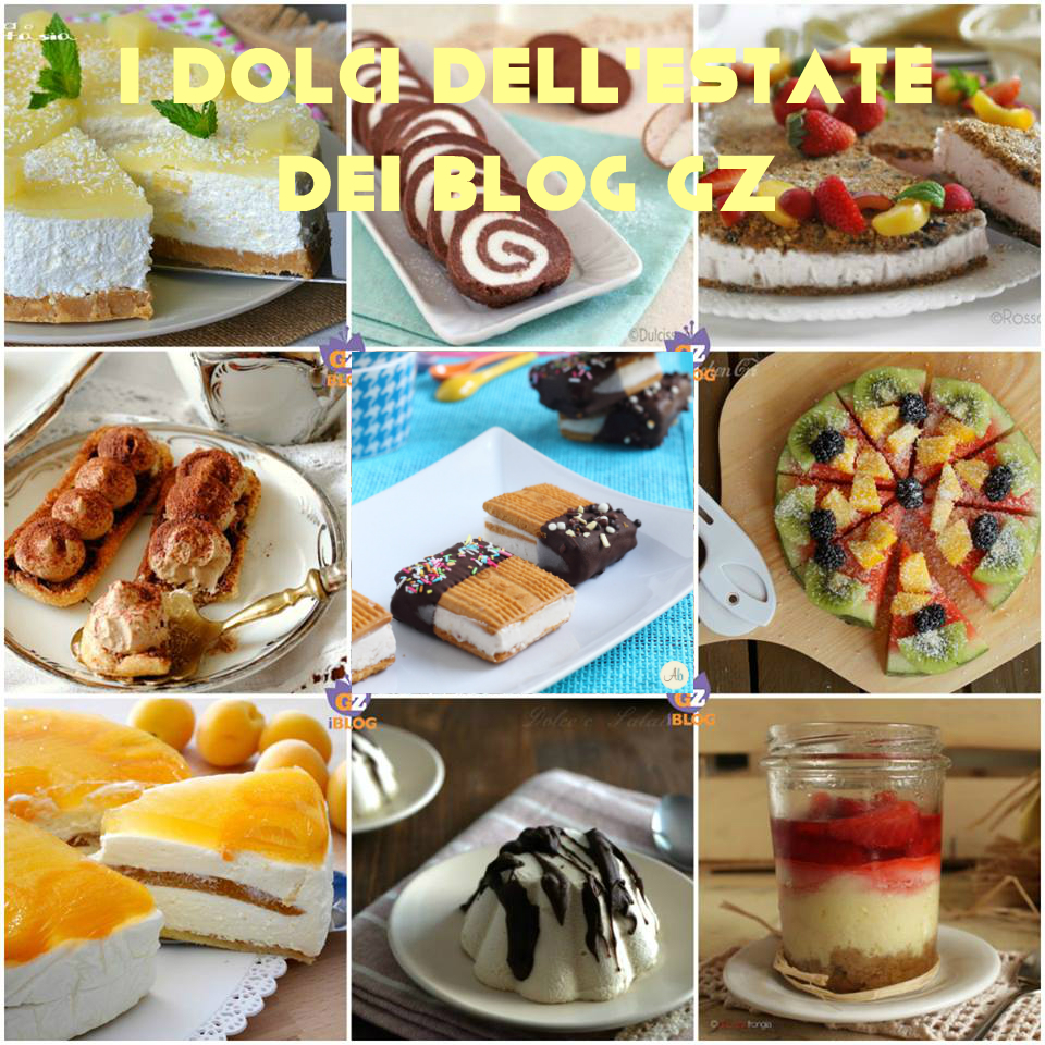 I Dolci dell'Estate 2015